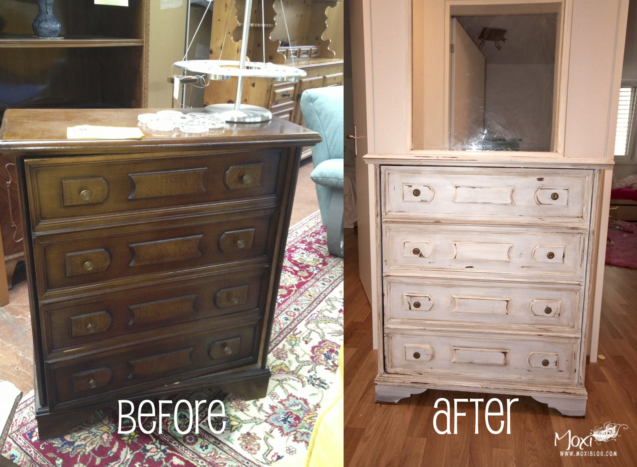 Annie sloan chalk paint moxiblog - Annie sloan kitchen cabinets before and after ...