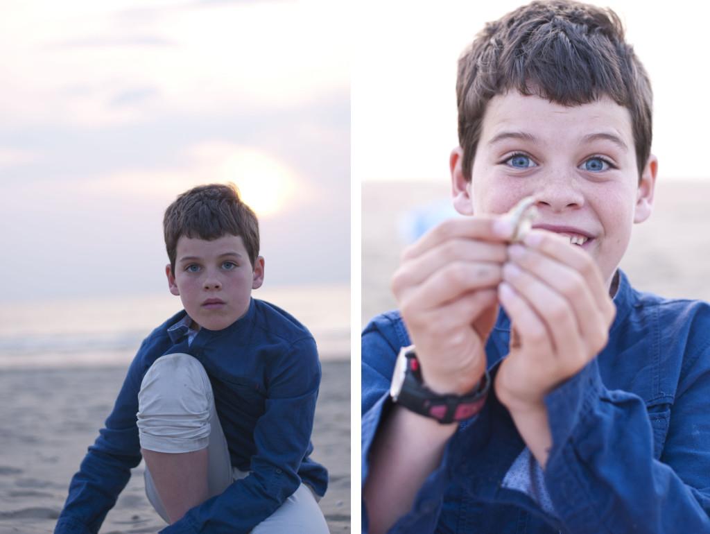 beautiful beach boy