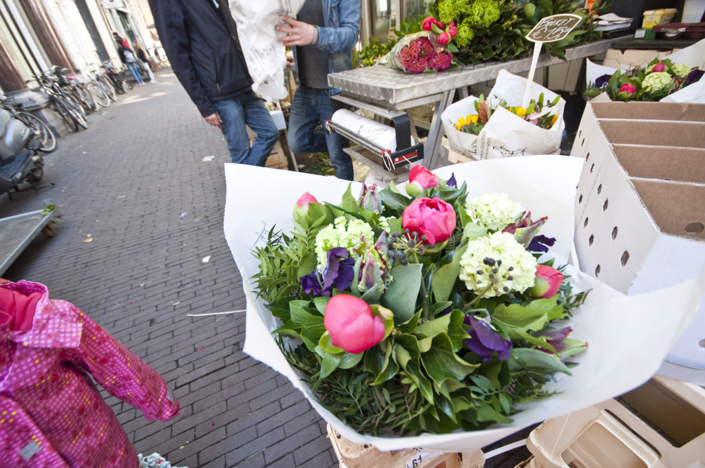 flower market bouquet