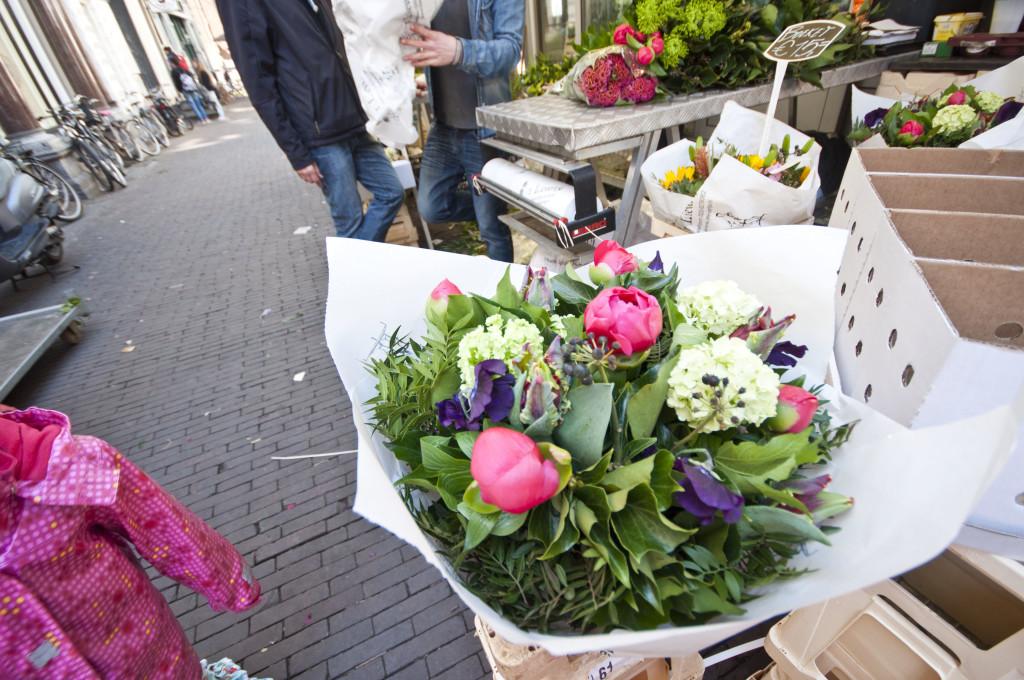 flower market bouquet
