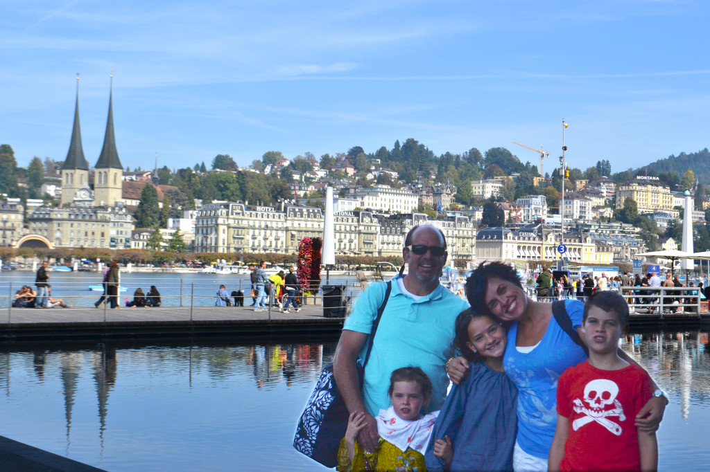 tour in lucerne