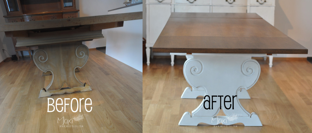table befor and after