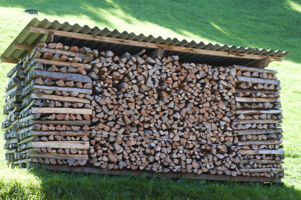 wood pile again
