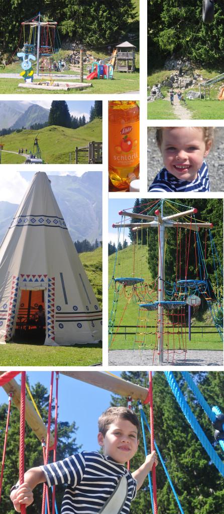 playground montage
