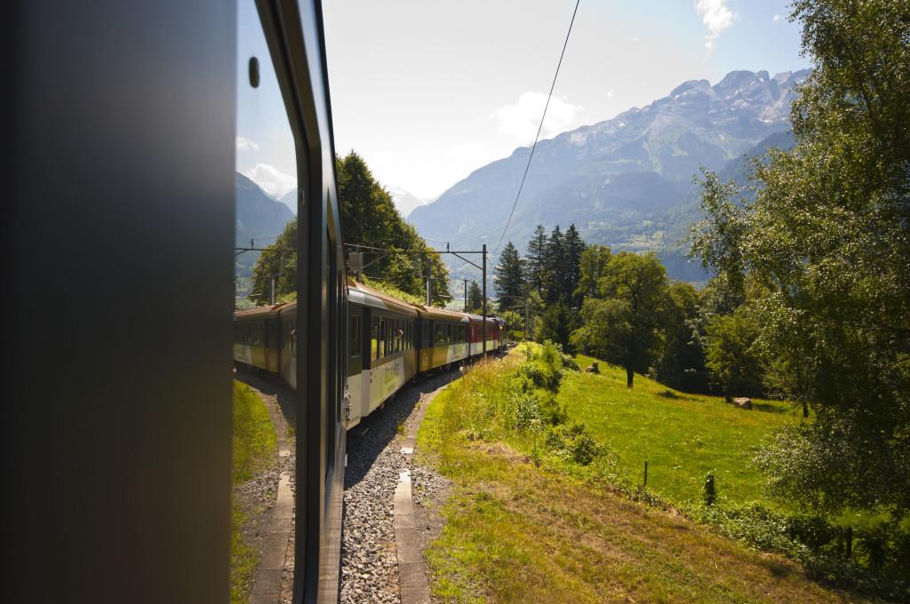 golden rail express