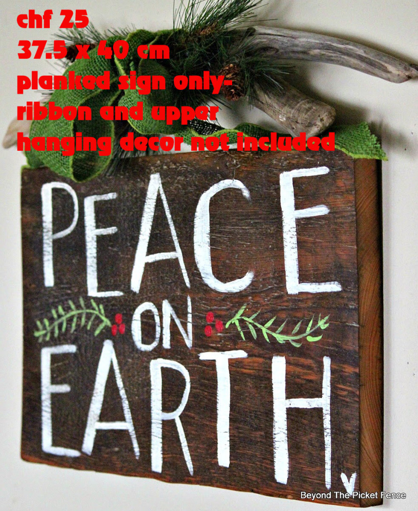sale peaceonearth
